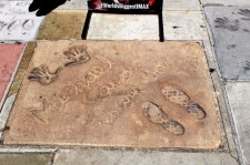 Chinese Theatre Concrete Hand Prints Hollywood (10)