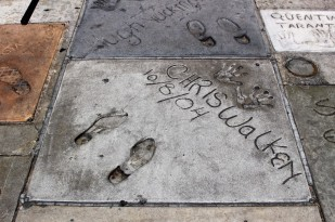 Chinese Theatre Concrete Hand Prints Hollywood (16)