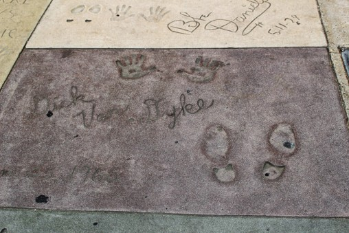 Chinese Theatre Concrete Hand Prints Hollywood (24)