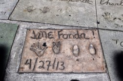 Chinese Theatre Concrete Hand Prints Hollywood (27)