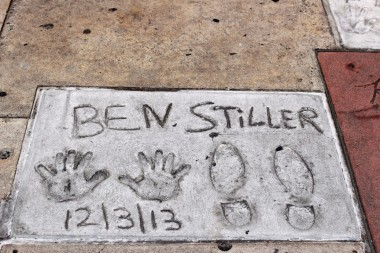 Chinese Theatre Concrete Hand Prints Hollywood (36)