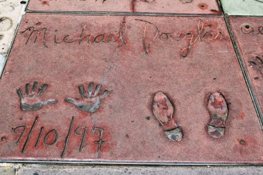Chinese Theatre Concrete Hand Prints Hollywood (37)