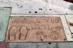 Chinese Theatre Concrete Hand Prints Hollywood (40)