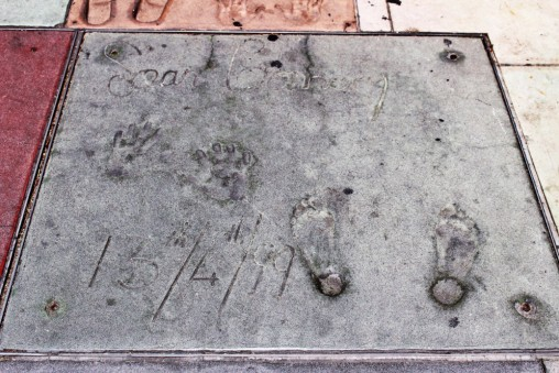 Chinese Theatre Concrete Hand Prints Hollywood (41)