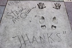 Chinese Theatre Concrete Hand Prints Hollywood (42)
