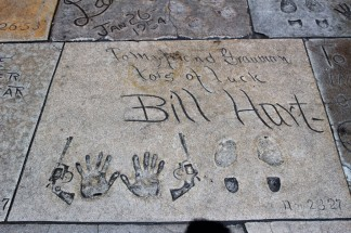 Chinese Theatre Concrete Hand Prints Hollywood (44)