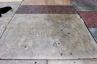 Chinese Theatre Concrete Hand Prints Hollywood (45)