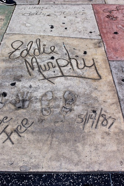Chinese Theatre Concrete Hand Prints Hollywood (47)