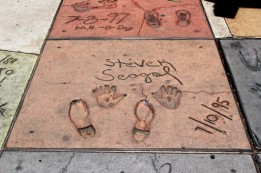 Chinese Theatre Concrete Hand Prints Hollywood (5)