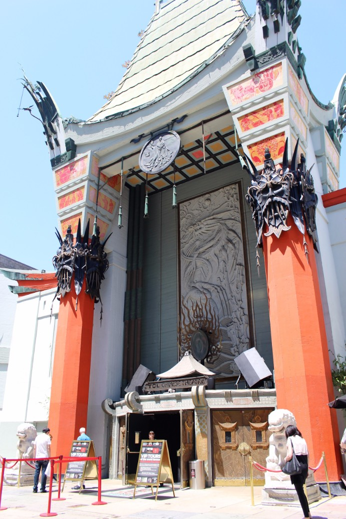 Chinese Theatre Concrete Hand Prints Hollywood (60)