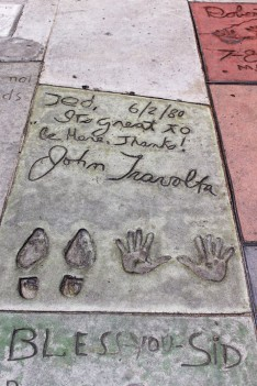 Chinese Theatre Concrete Hand Prints Hollywood (6)