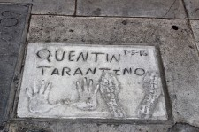 Chinese Theatre Concrete Hand Prints Hollywood (9)