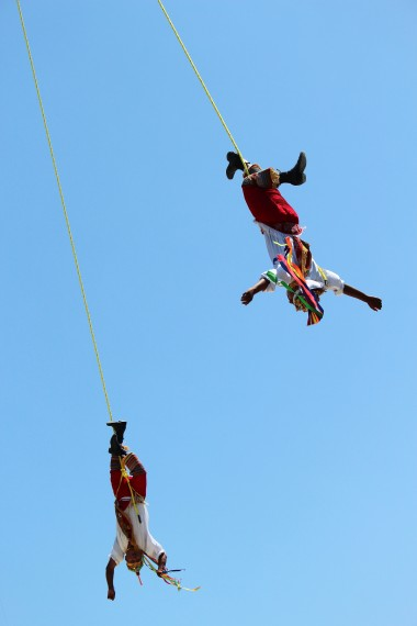 Things To Do In Tulum Voladores (13)