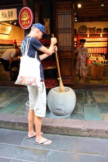Guiyang and Chengdu China Travel Blog (49)