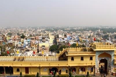 Pushkar to Udaipur India Travel Blog (155)